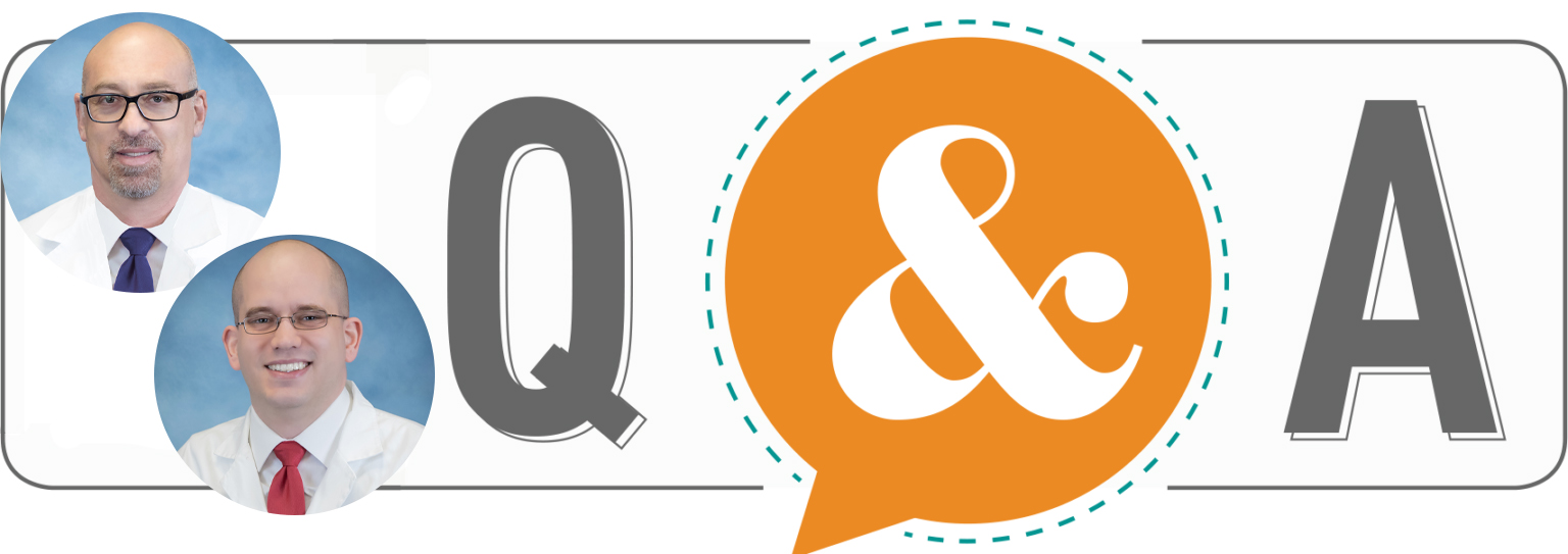 Hernia Q & A with With Jonathon Bloch, MD, FACS and Nathan Kincaid, MD.